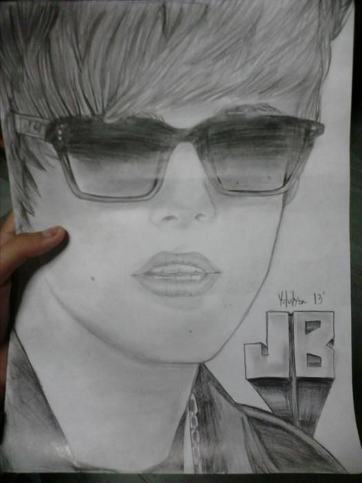Justin Bieber par yzlvikxen